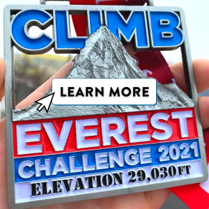 Do You Have What It Takes To Climb Mt Everest? - Starts April 19th