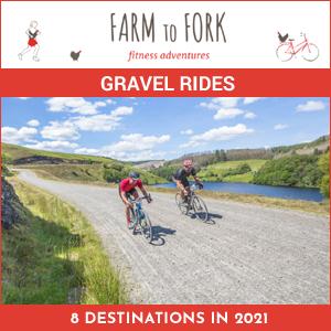2021 Gravel Rides