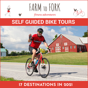 2021 Self Guided Bike Tours