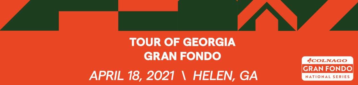 TT1 Tour of Georgia Gran Fondo, April 18th 2021 - REGISTER NOW!
