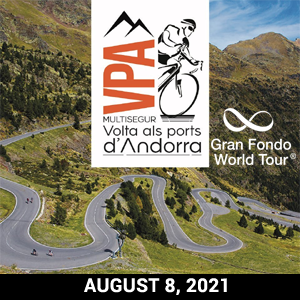 Volta als Ports d'Andorra, August 8th 2021 - REGISTER NOW!