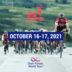 2021 Epic Gran Canaria Gran Fondo - REGISTER NOW!