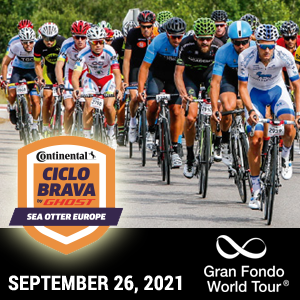 Continental Ciclotourista, Costa Brava, Spain, September 26, 2021