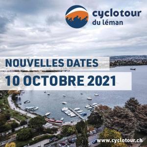 2021 Cyclotour du Léman, Switzerland - REGISTER NOW!