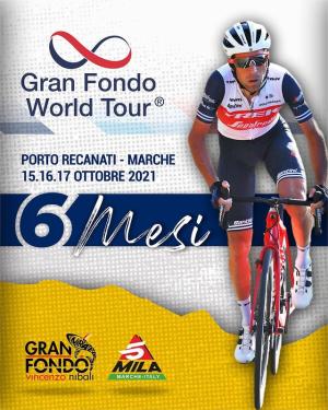 Gran Fondo Nibali, Porto Recanati, Italy, Oct 15 - 17 - FIND OUT MORE!