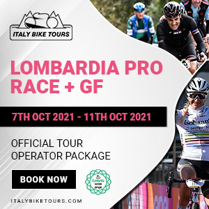 Gran Fondo Lombardia with Italy Bike Tours - Oct 7-11 - LIMITED PLACES!